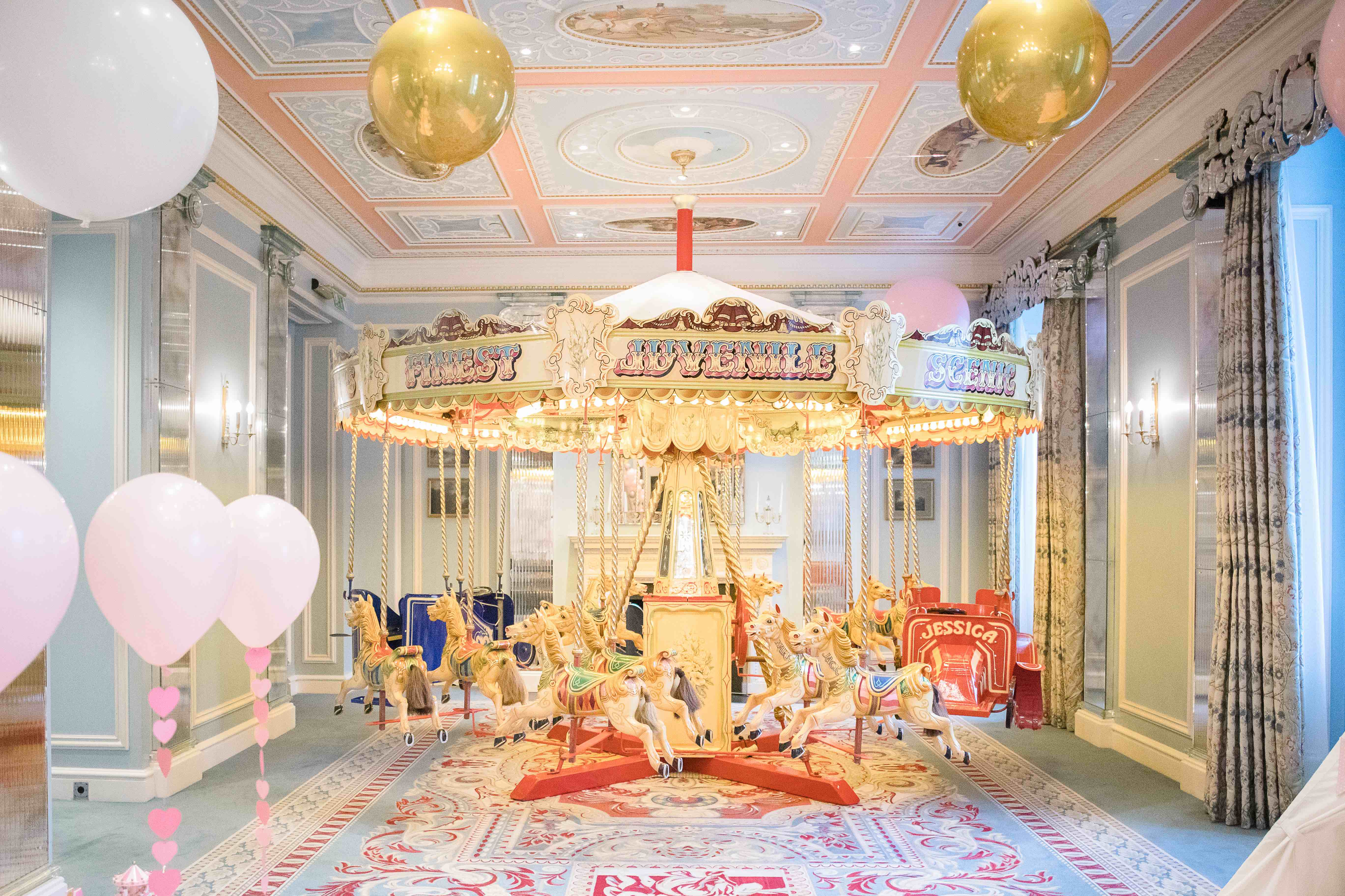 carousel hire london